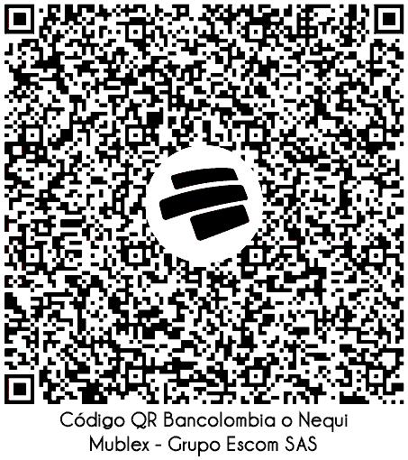 Codigo QR Mublex.com