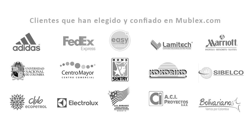 Clientes Mublex.com