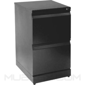 archivadores para oficina 1x1 metalico frente 30 cm