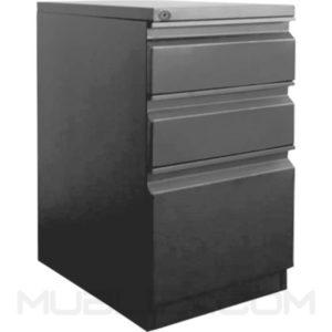 archivadores para oficina 2x1 metalico frente 47 cm