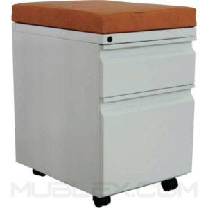 archivadores para oficina con asiento frente 37 cm