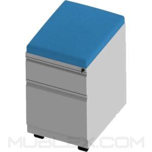 archivadores para oficina con asiento frente 37 cm 2