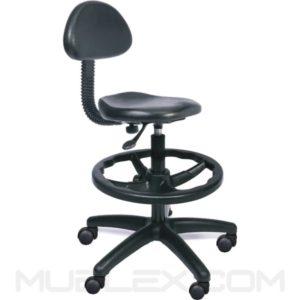 silla laboratorio cajero