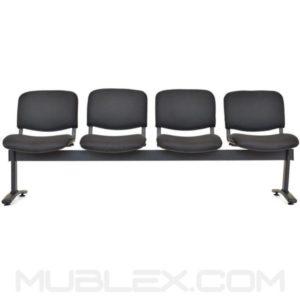 silla tandem isosceles 4 puestos 2
