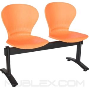 silla tandem orion 2 puestos