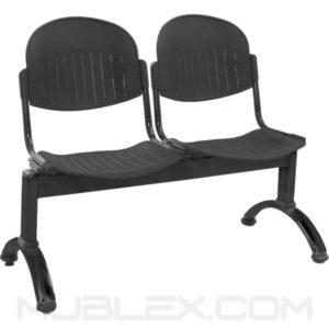 silla tandem venecia 2 puestos