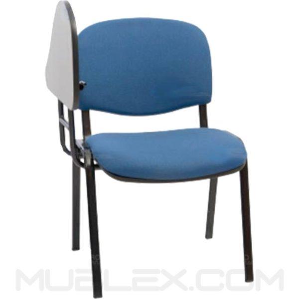 silla universitaria isosceles brazo escualizable en formica 2