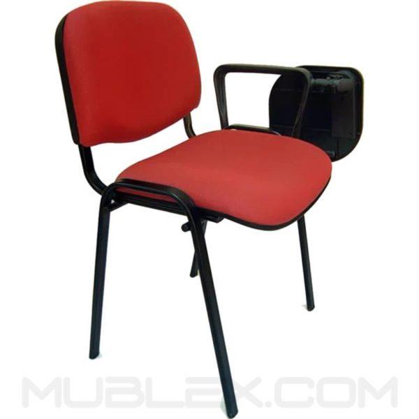 silla universitaria isosceles brazo escualizable en formica 5