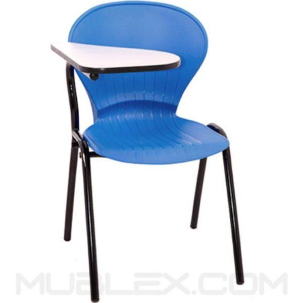 silla universitaria orion brazo abatible en formica