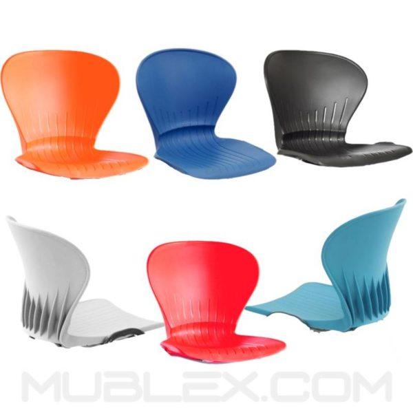 silla universitaria orion brazo abatible en formica 2