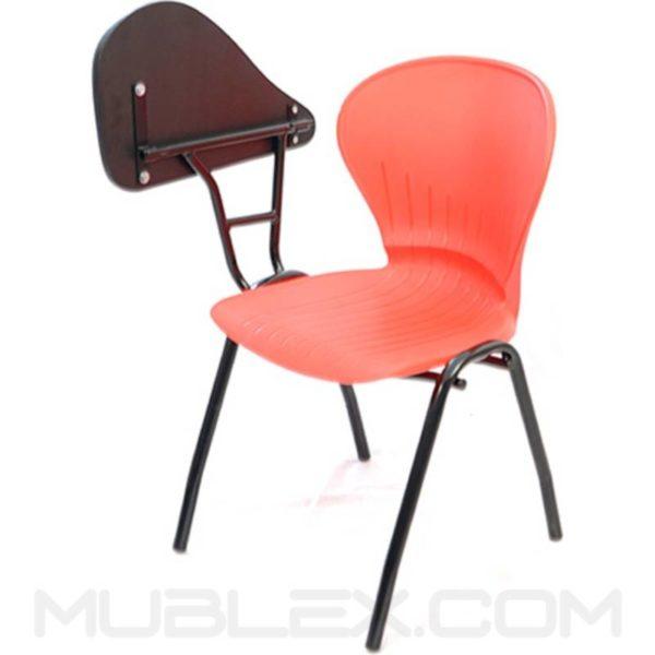 silla universitaria orion brazo abatible en formica 4