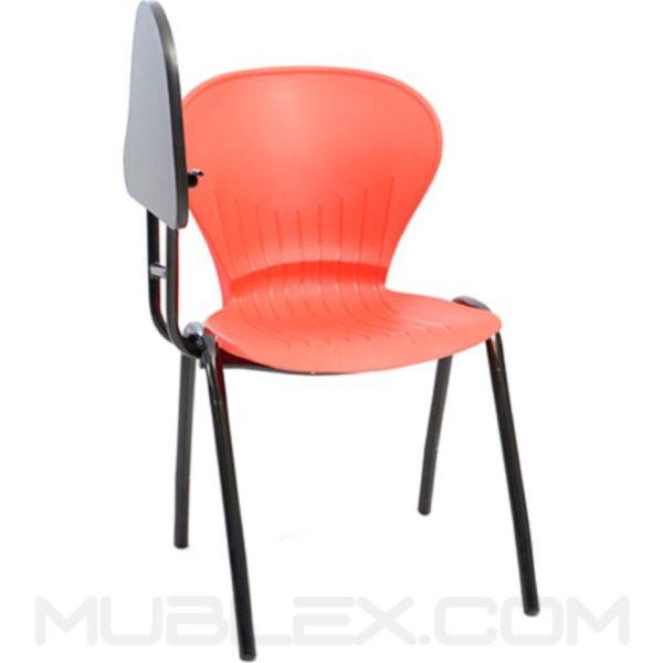 silla universitaria orion brazo abatible en formica 5