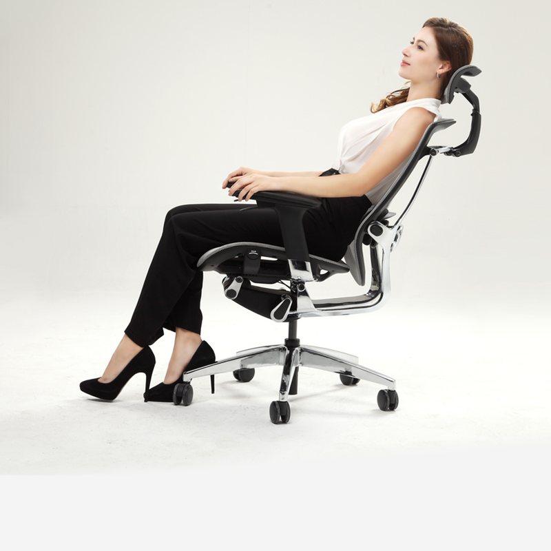 Sillas ergon micas para oficina mublex colombia for Sillas cajeras ergonomicas