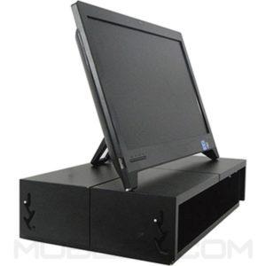 eleva monitor 5 alturas 53 cm   madera ecologica 2