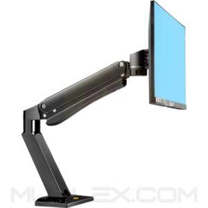 soporte para monitor de escritorio  flexi f45  27 a 40 pulgadas