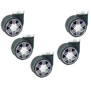 ruedas lujo