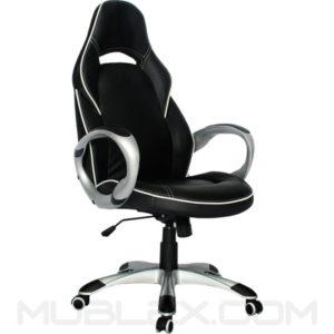 silla McLaren blanca