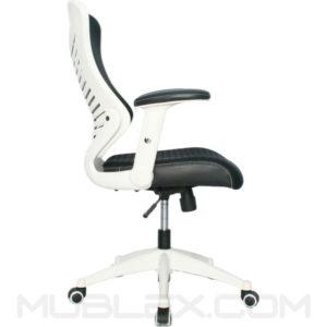 silla rumania blanca negra 2