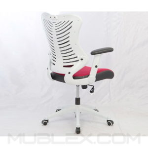 silla rumania blanca roja 2