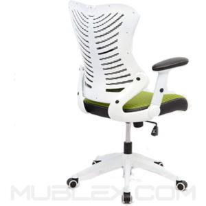 silla rumania blanca verde 2