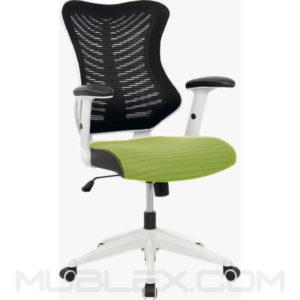 silla rumania blanca verde
