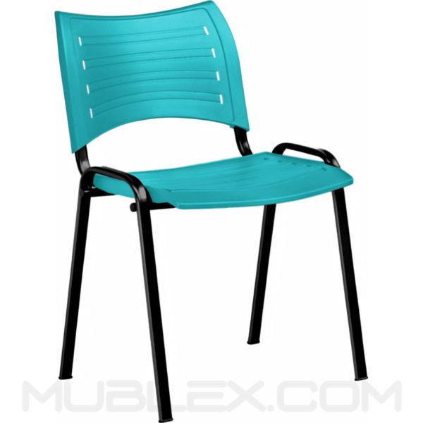silla smart plastica verde