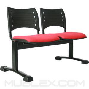 silla tandem smart 2 puestos asiento