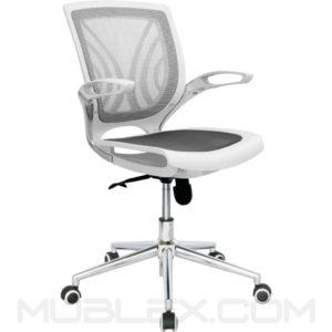silla tibet blanca negra