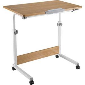 escritorio mesa movil sentado parado portatil