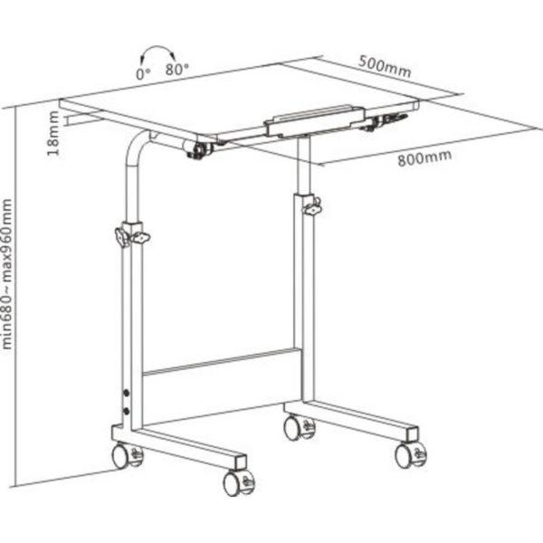 escritorio mesa movil sentado parado portatil 2