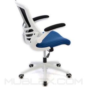 silla singapur marco blanco azul
