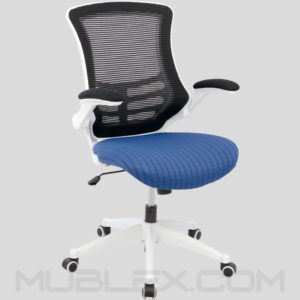 silla singapur marco blanco azul gerente