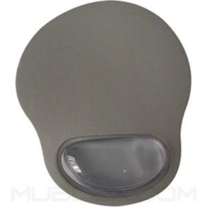 Pad mouse con gel gris