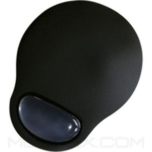 Pad mouse con gel negro