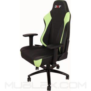 Silla Gamer DXT Premium Green 3