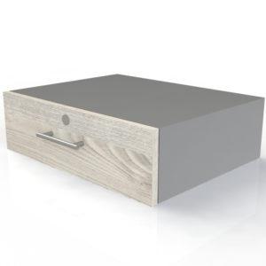Gaveta lapicero frente madera 2
