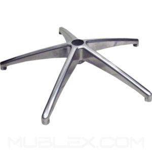 Base silla aluminio europa